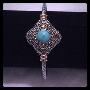 Jewelry - 3/$30 Silver & Gold Custom Bracelet